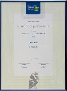 Picture of GZS - Stříbrná cena za nej inovaci Goreňska 2007