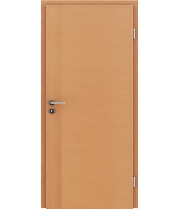 Dýhované interiérové dveře s vertikální a/nebo horizontální strukturou VIVACEline - F3 buk