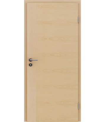 Dýhované interiérové dveře s vertikální a/nebo horizontální strukturou VIVACEline - F3 javor