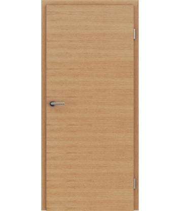 Dýhované interiérové dveře s vertikální a/nebo horizontální strukturou VIVACEline - F4 dub evropský olejovaný