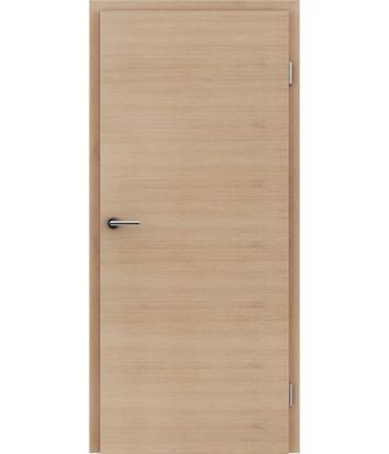 Dýhované interiérové dveře s vertikální a/nebo horizontální strukturou VIVACEline - F4 dub evropský bíle olejovaný