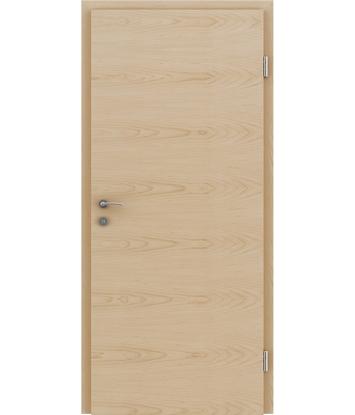 Dýhované interiérové dveře s vertikální a/nebo horizontální strukturou VIVACEline - F4 javor