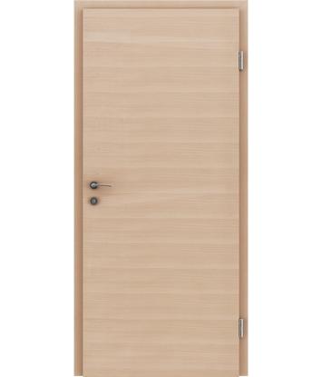 Dýhované interiérové dveře s vertikální a/nebo horizontální strukturou VIVACEline - F4 buk broušený za sucha