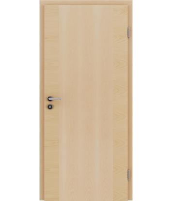 Dýhované interiérové dveře s vertikální a/nebo horizontální strukturou VIVACEline - F14 javor