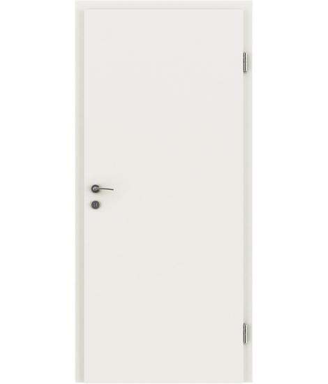 CPL interiérové dveře pro snadnou údržbu VISIOlin - bílý