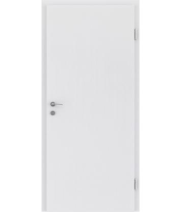 Picture of CPL interiérové dveře pro snadnou údržbu VISIOlin - jasan bílý