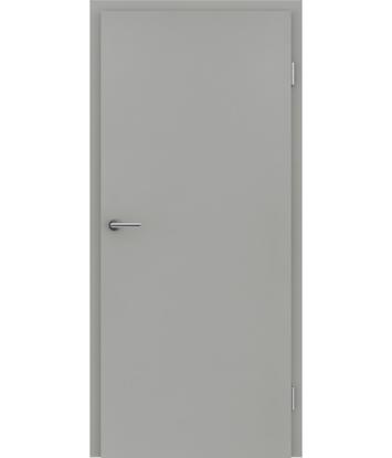 Picture of CPL interiérové dveře pro snadnou údržbu VISIOlin - šedý
