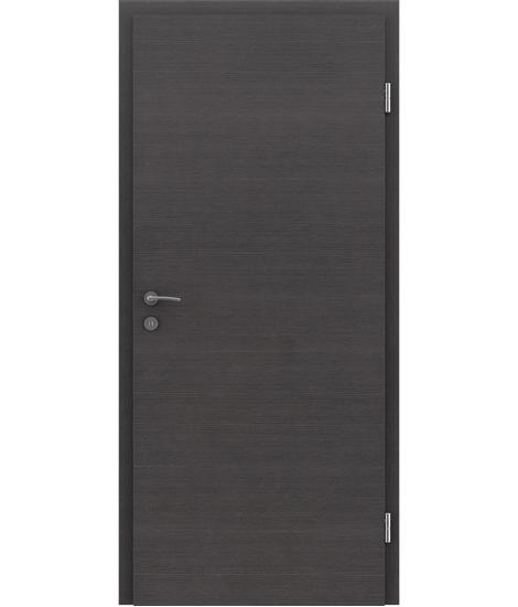 CPL interiérové dveře TOPline - L1 dub grafit