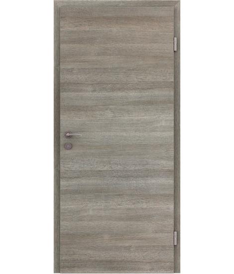CPL interiérové dveře TOPline - L1 dub šedý