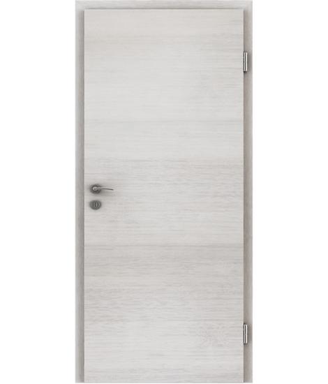 CPL interiérové dveře TOPline - L1 MILLENIUM alpská borovice bílá