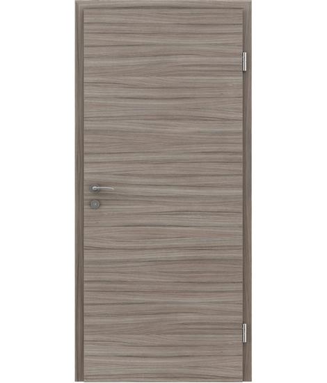 CPL interiérové dveře TOPline - L1 palisandr