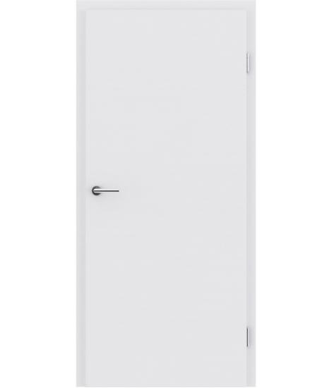 CPL interiérové dveře TOPline - L1 sněhově bílá