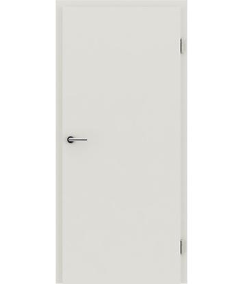 Interiérové dveře s imitací dýhy BASICline - bíle