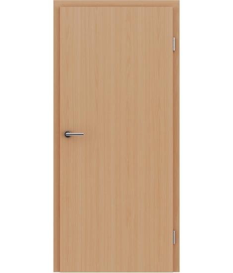 Interiérové dveře s imitací dýhy BASICline - buk