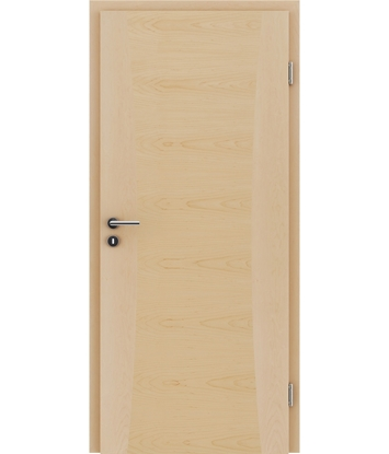 Picture of Dýhované interiérové dveře s intarziemi HIGHline - I13 javor