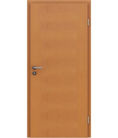 Dýhované interiérové dveře s intarziemi HIGHline - I13 olše tónovaná