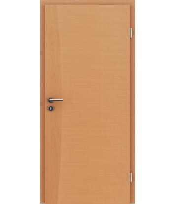 Picture of Dýhované interiérové dveře s intarziemi HIGHline - I14 buk