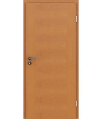 Picture of Dýhované interiérové dveře s intarziemi HIGHline - I14 olše tónovaná