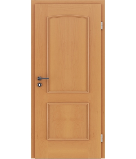 Dýhované interiérové dveře s okrasnými lištami STILline - SOA buk