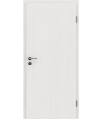Picture of Interiérové dveře s imitací dýhy BASICline PLUS - modřín WHITE WASH