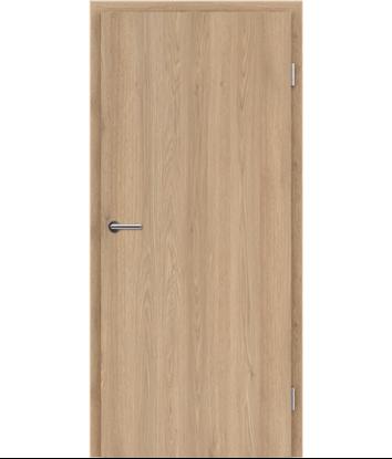Picture of CPL interiérové dveře TOPline PRESTIGE - dub FOREST hnědá