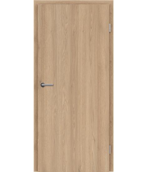 CPL interiérové dveře TOPline PRESTIGE - dub FOREST hnědá