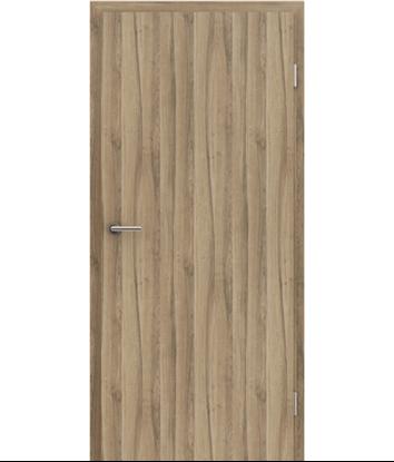 Picture of CPL interiérové dveře TOPline MATTLINE - ořech MEDITERAN