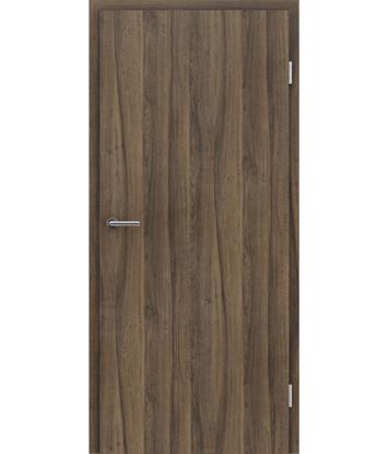 Picture of CPL interiérové dveře TOPline MATTLINE - ořech TROPIC