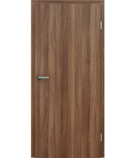 Interiérové dveře s imitací dýhy BASICline - ořech