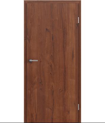Picture of Dýhované interiérové dveře s vertikální strukturo GREENline PRESTIGE - dub Altholz mat lakovaný