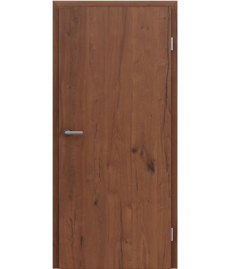 Dýhované interiérové dveře s vertikální strukturo GREENline PRESTIGE - dub Altholz olejovaný