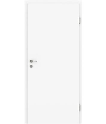 Picture of Bíle lakované interiérové dveře COLORline - EASY