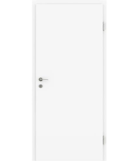 Bíle lakované interiérové dveře COLORline - EASY